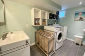 2 Bdrm with Basement - Chester St, London
